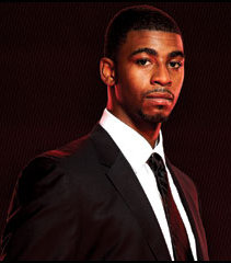 The always dapper Dorell Wright