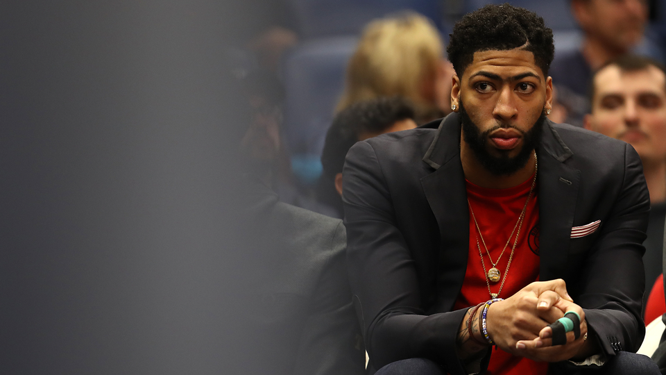 Anthony Davis Has Asked To Be Traded  A Brief FAQ On What That Could Mean 2a1113f5b
